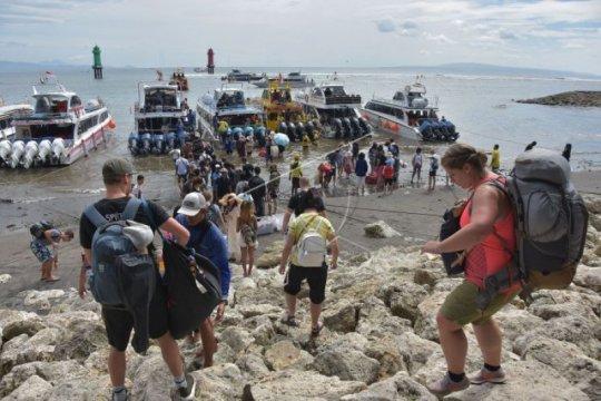Turis Rusia hilang saat lakukan kegiatan menembak ikan di Nusa Penida