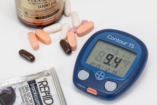 Malas minum obat bisa sebabkan penyandang diabetes kena komplikasi