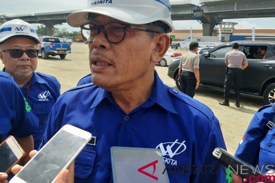 Waskita Karya menangkan tol Jakarta-Cikampek II Selatan seksi tiga
