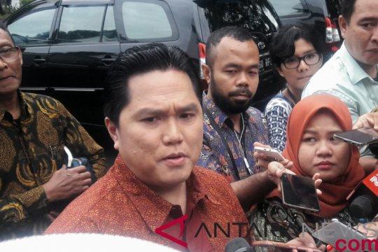 Erick Tohir ke KSP koordinasikan agenda Presiden Jokowi