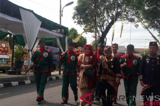 Raja-Raja Nusantara hadiri Dhaup Ageng Puro Pakualaman