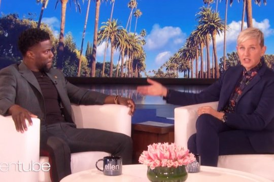 Kevin Hart bersedia kembali jadi host Oscars