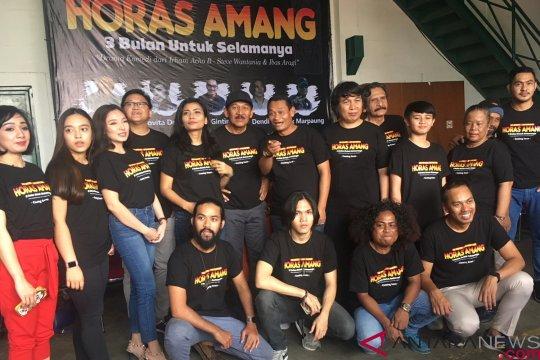 """Film """"Horas Amang"""" angkat budaya Batak dengan nilai universal"""
