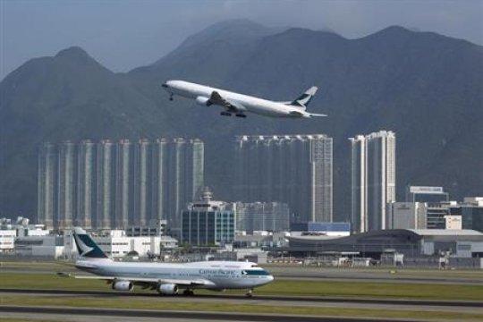 CEO Cathay Pacific mengundurkan diri