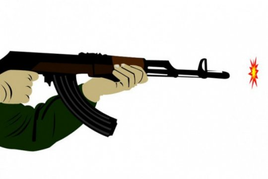 Satgas Tinombalaolah TKP kasus penembakan dua warga di Poso