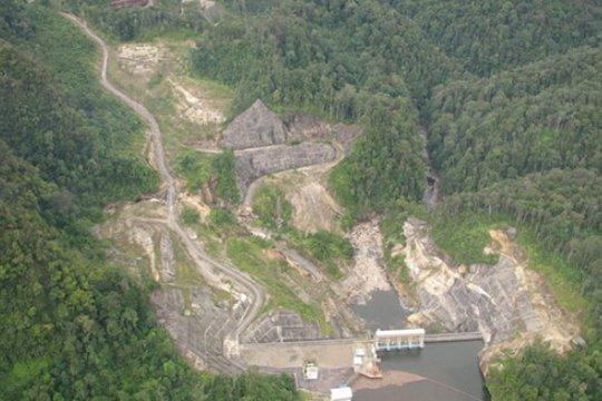 NSHE: Pembangunan PLTA Batang Toru capai 11 persen