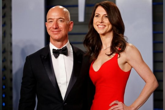 Ketok palu, perceraian bos Amazon senilai 38 miliar dolar AS