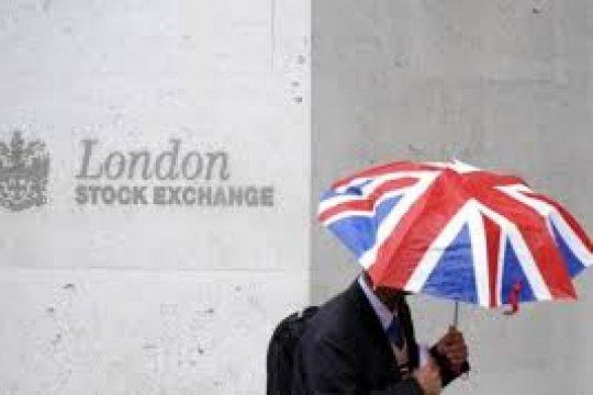 Bursa saham Inggris datar, Indeks FTSE-100 ditutup turun 0,01 persen