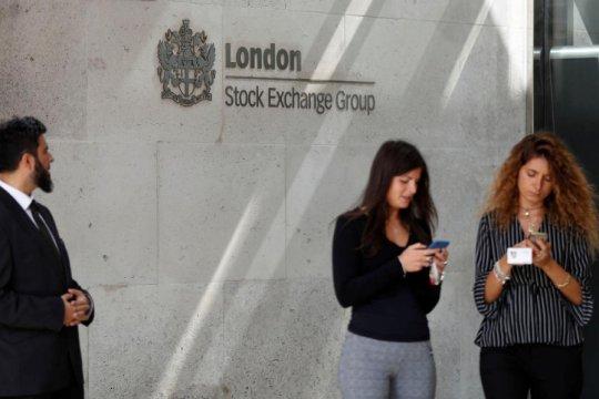 Bursa Inggris menguat, Indeks FTSE 100 berakhir naik 8,04 poin