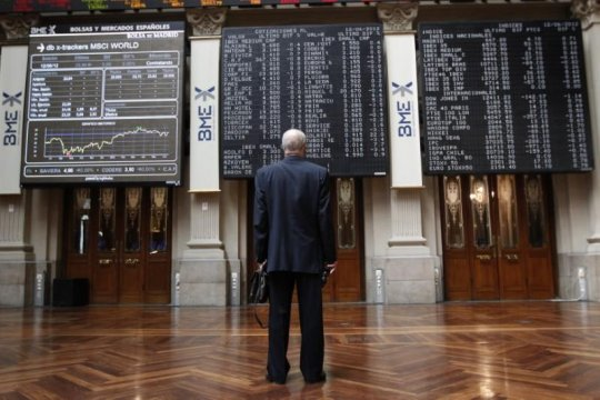 Saham Spanyol untung 3 hari beruntun, Indeks IBEX naik 0,64 persen