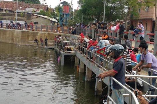 Pemkab Tangerang bangun kolam retensi untuk antisipasi banjir