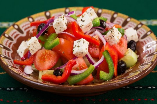 Alasan diet Mediterania menempati peringkat satu