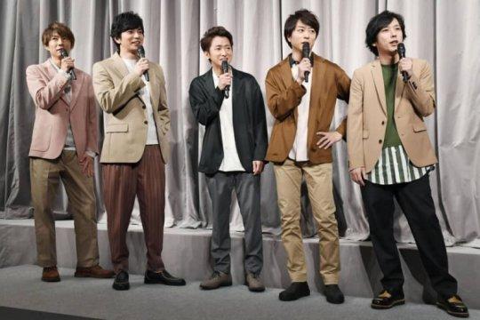 Arashi akan tampil di festival perayaan penobatan Kaisar Jepang