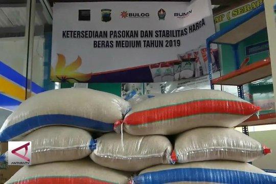 Perkuat Distribusi pangan, Bulog gandeng Bumdes