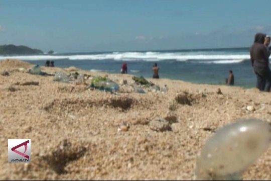 Khawatir tsunami, Wisata Gunungkidul menurun