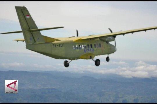PT DI terbangkan 2 unit prototipe N-219
