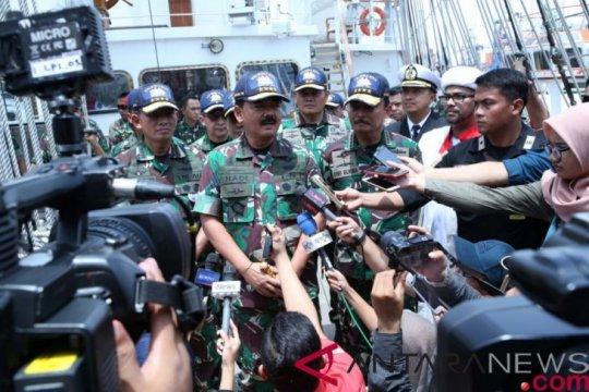 Lantamal VI akan gelar joy sailing kapal perang
