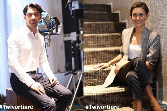 """""""Twivortiare"""" dijadikan film, dibintangi Raihaanun dan Reza Rahadian"""