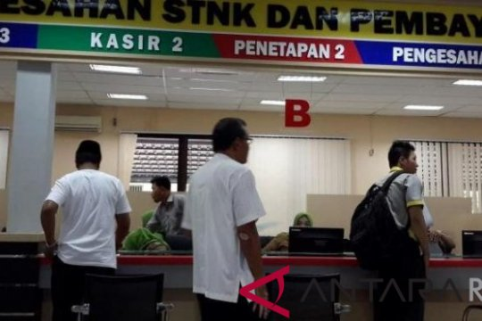 Hapus denda pajak kendaraan bermotor, Riau raup PAD Rp109 miliar