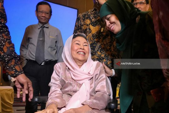 Sinta Nuriyah Wahid harap tak ada kecurangan pemilu 2019