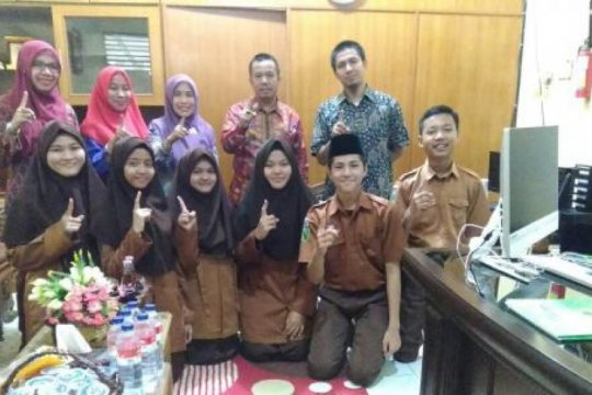 """Islamic Economic Olympiad"" 2019 dijuarai MAN I Pekanbaru"