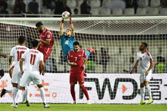 Palestina tahan imbang Suriah tanpa gol