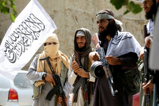 AS, Taliban lanjutkan pembicaraan perdamaian di Afghanistan