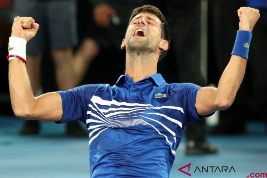 Djokovic juara Australia Terbuka 2019