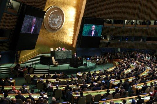 PBB sebut sejumlah risiko, pertumbuhan ekonomi global tetap 3,0 persen,