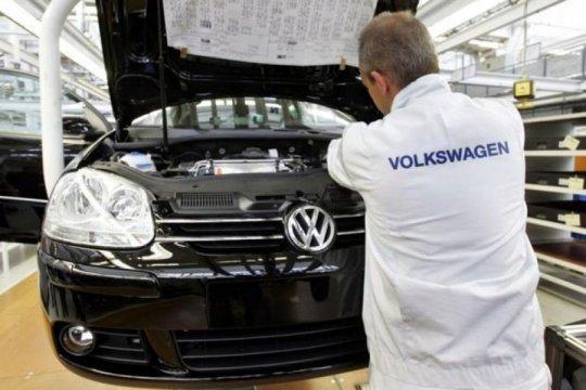 Volkswagen didenda karena masalah emisi