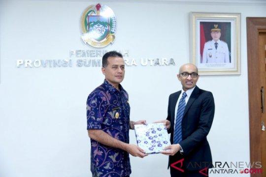 Tingkatkan SDM, Sumut jajaki kerja sama pendidikan dengan Singapura