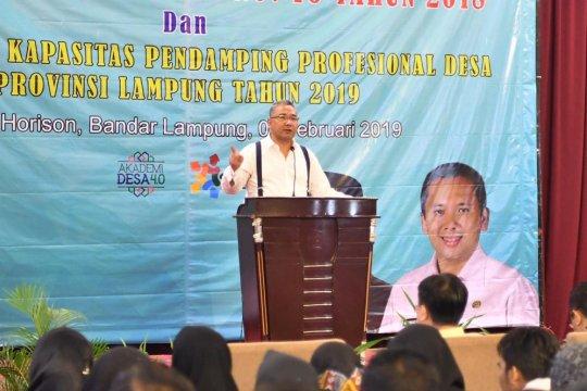 Dana Desa turunkan angka kemiskinan di Bengkulu Utara