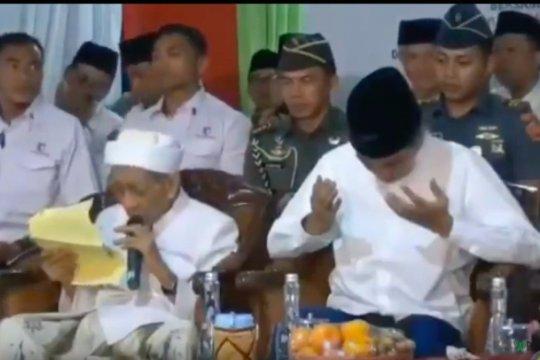 Mbah Moen kembali doakan Jokowi menang Pilpres 2019