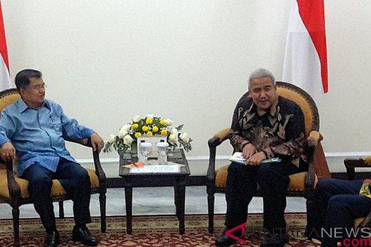 Wapres terima DPP Real Estate Indonesia, bahas properti