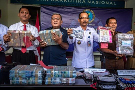 Pengungkapan kasus TPPU narkotika