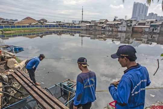 Dinas SDA akan evaluasi letak 10 pompa terendam