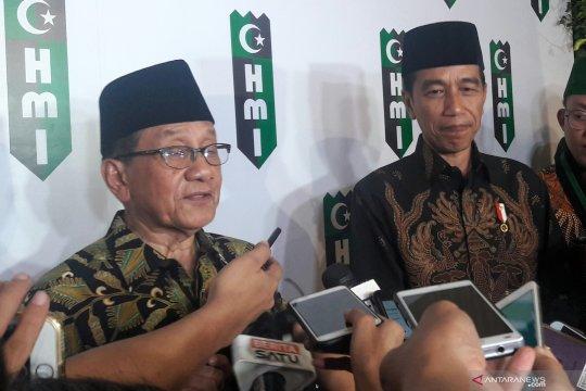 Jokowi dapat dukungan Akbar Tanjung