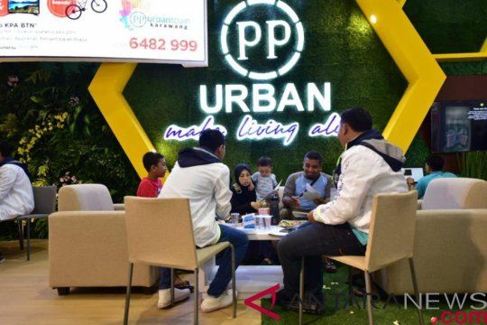 PP Urban kembangkan hunian bagi kalangan milenial