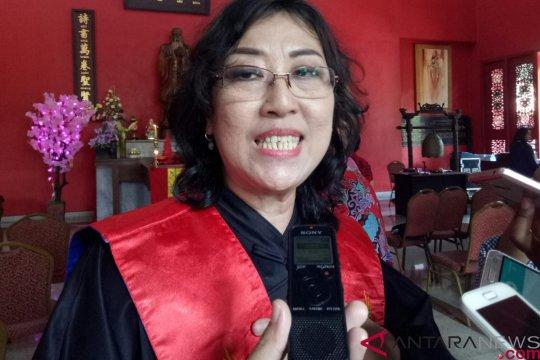 Matakin berharap Presiden Jokowi hadiri perayaan Imlek nasional