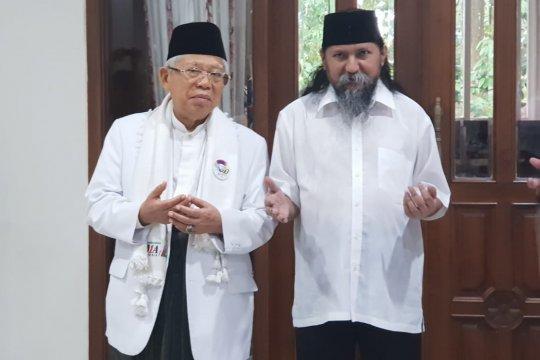 Habib Jafar doakan Jokowi-Ma'ruf menangkan pilpres 2019