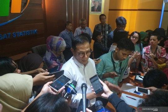 BPS: Jumlah penduduk miskin Indonesia berkurang 530.000 orang