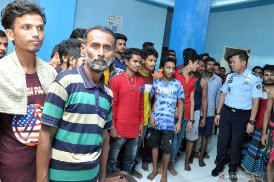 Imigrasi Medan sebut warga Bangladesh bisa dideportasi