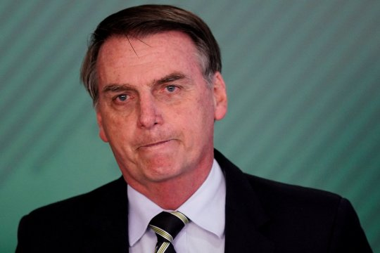 Sakit infeksi paru-paru, Presiden Brazil katakan dirinya baik-baik saja