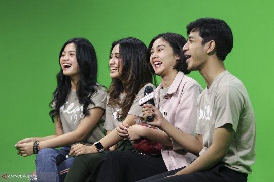 Yoriko terkejut ada iklan mirip adegan Dilan 1991