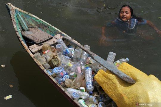 Jakarta Utara berkomitmen kurangi sampah plastik