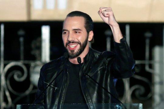 El Salvador pilih presiden baru, tokoh antikorupsi jadi favorit