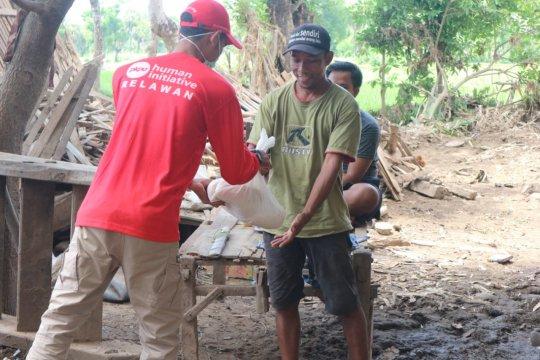 Human Initiative salurkan bantuan untuk 1.122 penerima manfaat di Jeneponto