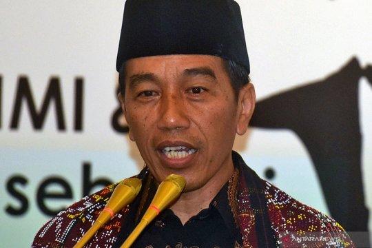 Presiden lantik Khofifah-Emil pada 13 Februari 2019