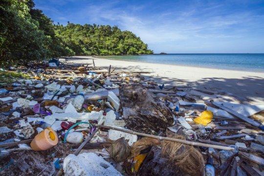 Aktivis Thailand frustasi oleh lonjakan sampah plastik saat penguncian