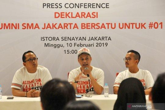 Jelang deklarasi alumni SMA Jakarta Bersatu